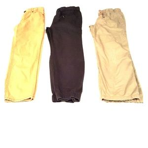 Bundke of Boys Twill Pants